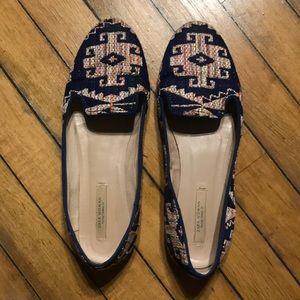 Zara loafers!